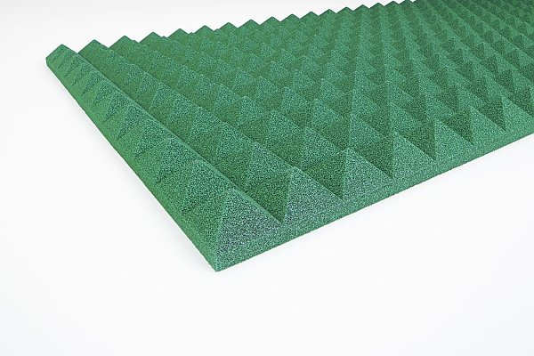 PU Piramide 30 green