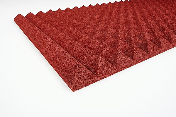 PU Piramide 30 red