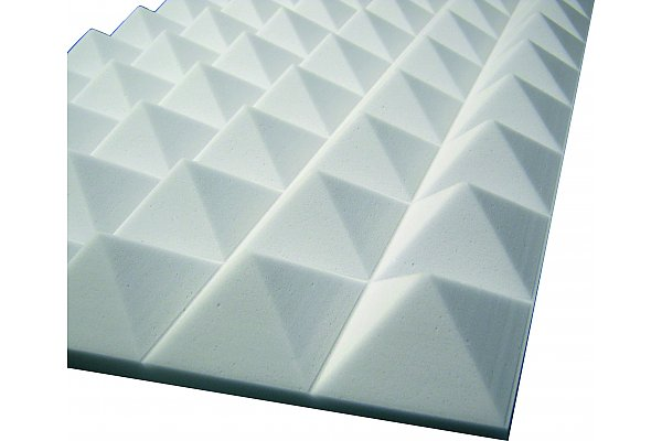 Acoustic foam Pyramid- Basotect® 70