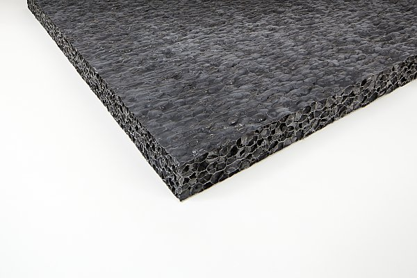 Stratocell FR black 1200x600x40mm