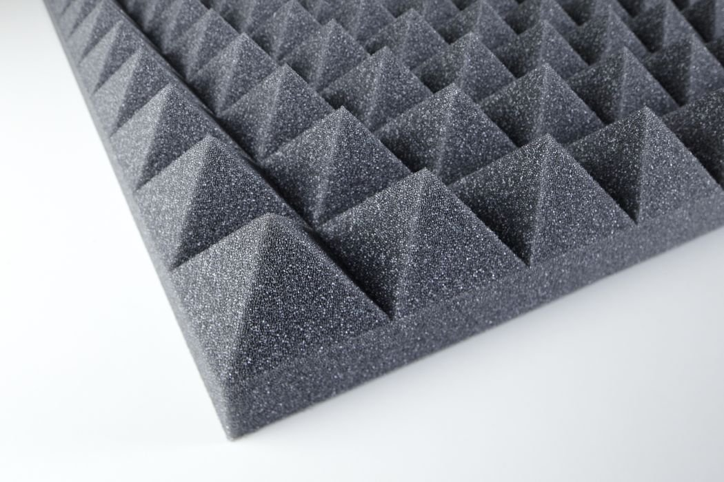 Acoustic foam Pyramid PUR 50