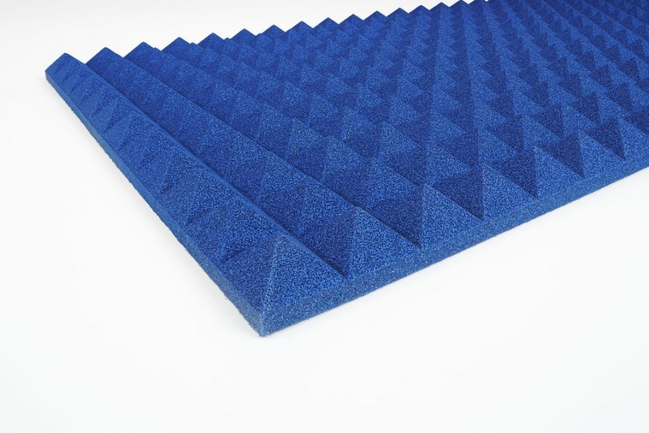 PU Piramide 30 blue