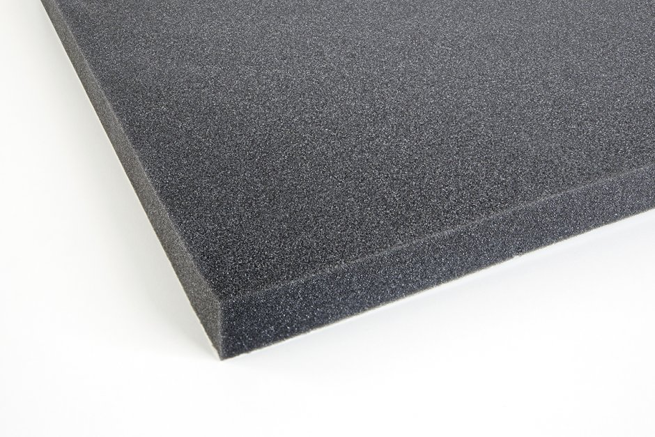 Acoustic foam Plain PUR 30 adhesive
