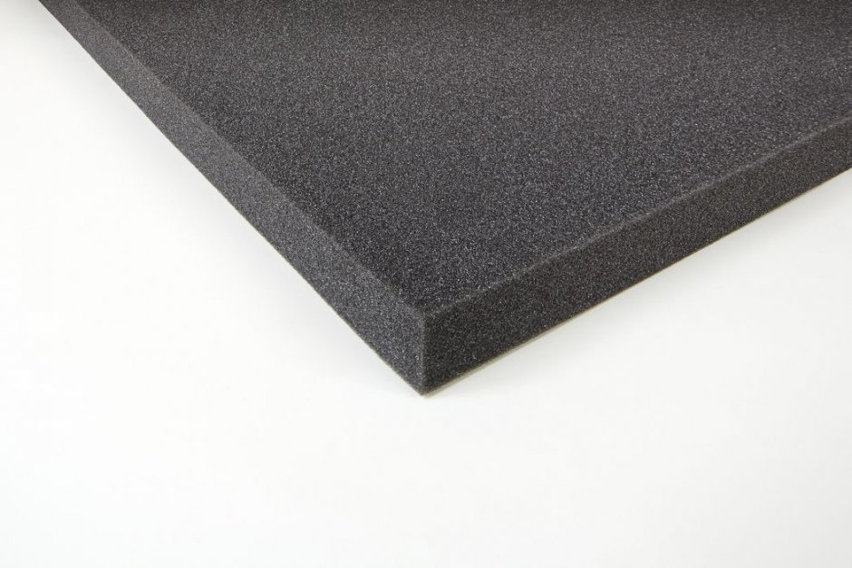 Acoustic foam Plain 20 adhesive