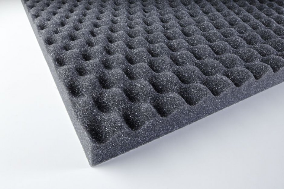 Acoustic Wave Foam PUR Top 30